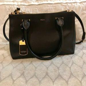 Ralph Lauren Crossbody Tote Bag